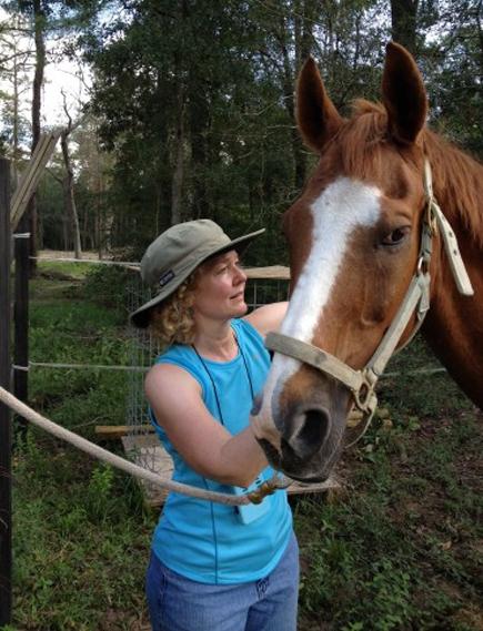 Horses. Healing. Hope.